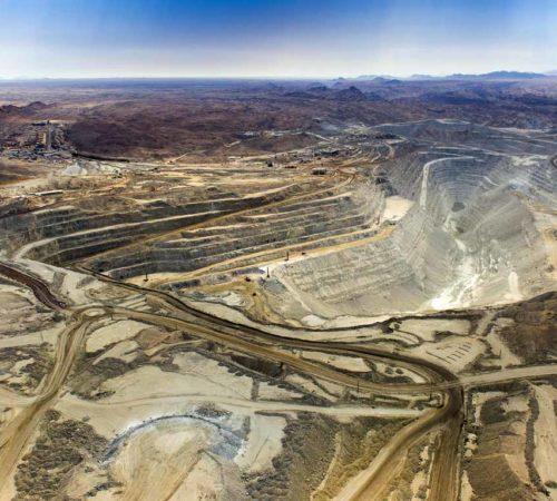 Uranium Mining in Namibia